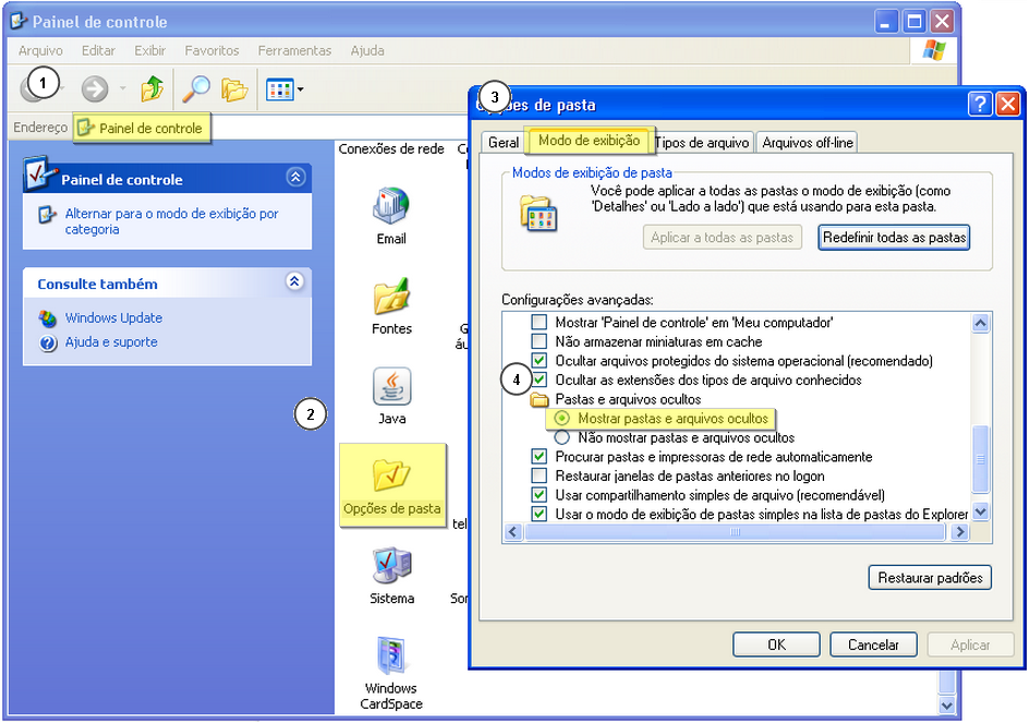 Como editar o dicionário de exclusões do Word no Windows XP